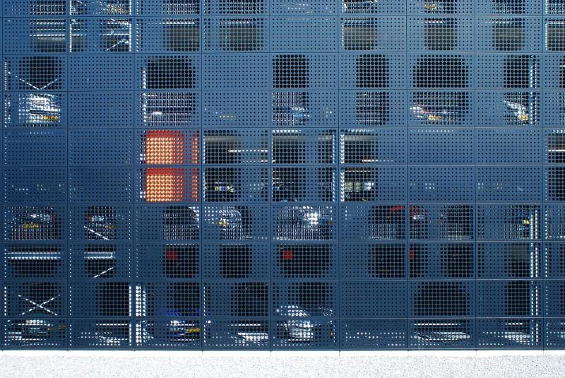 Parkeergarage Spaarne ziekenhuis 05